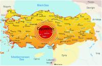 Kapadokya haritaları türkiye kapadokya